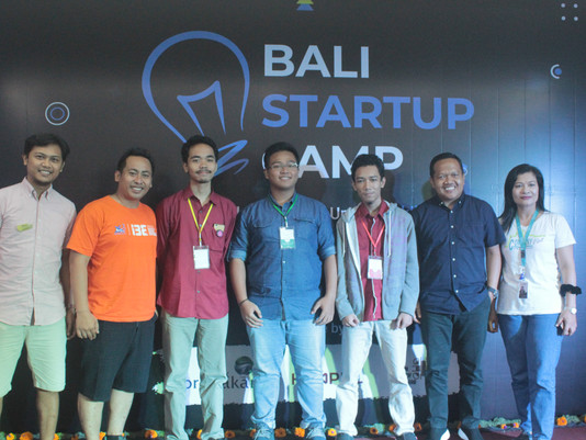 Bali Startup Camp 2020, It's Time To Start Up Your Dream. Bangun Idemu Menjadi Inovasi Nyata!