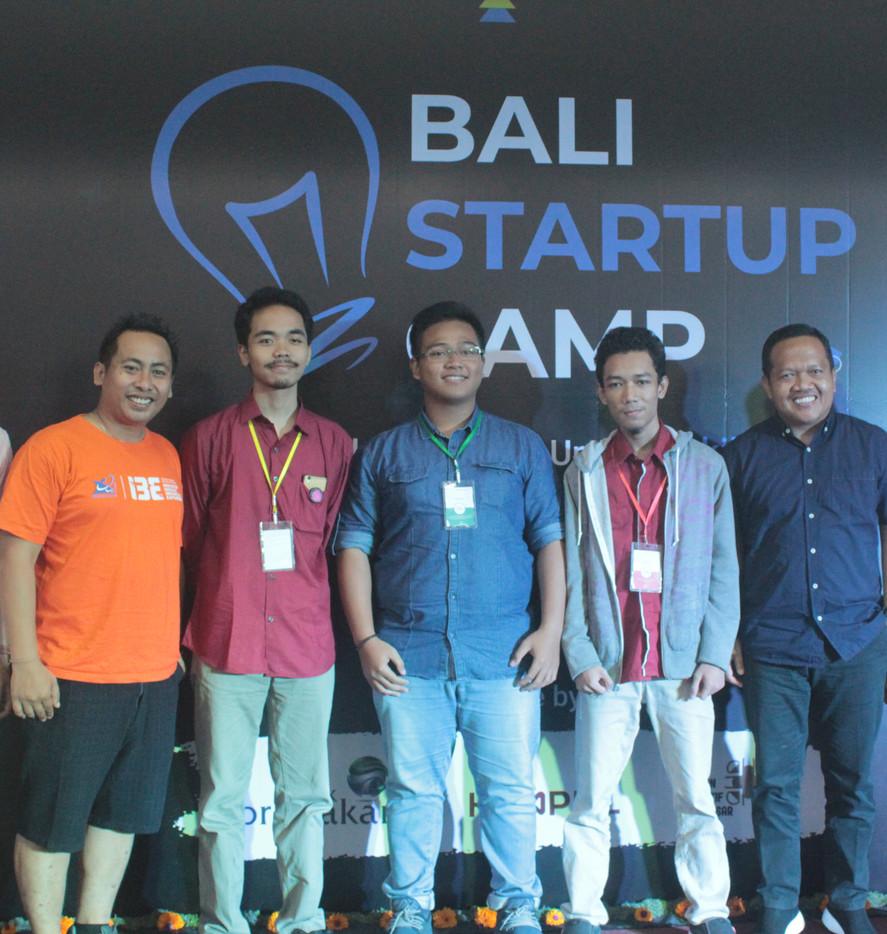 BALI START UP CAMP