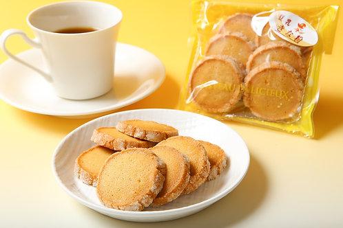 サクサククッキー(豆乳きな粉)
