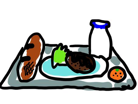 「学校給食」-食品加工課-