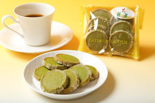 サクサククッキー(抹茶)
