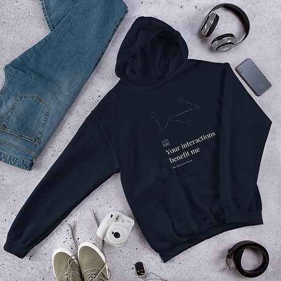 NFX hoodie dark