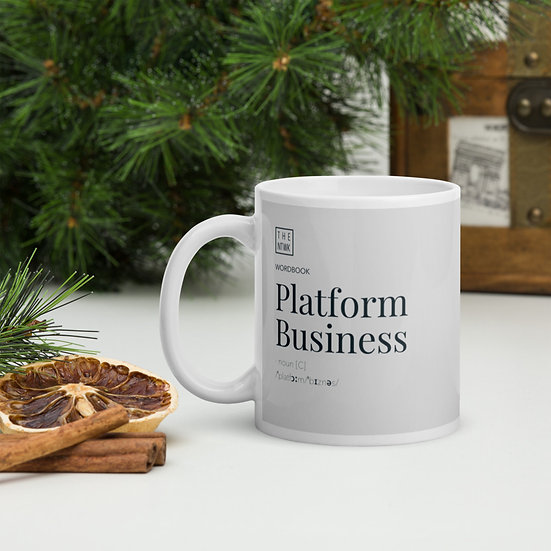 Platform Business Mug