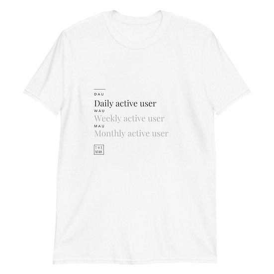 DAU WAU MAU t-shirt