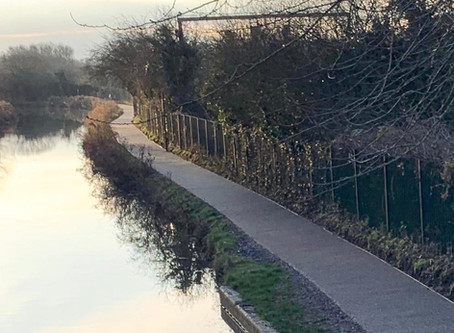 Oxford Canal Towpath