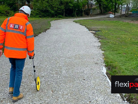 KBI begins largest ever Flexipave installation with The Casey Group