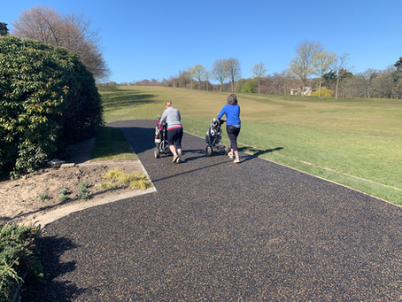 Flexipave Transforms Murrayfield Golf Club