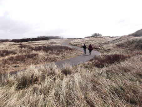 West Lancashire Coastal Path, Formby
