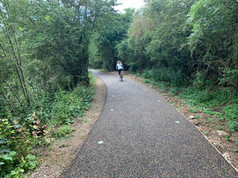 Flexipave on the Science Vale Cycle Network