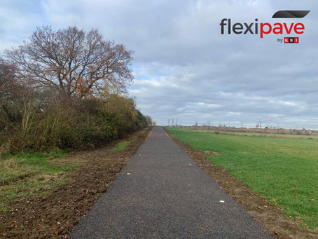 Ongoing Flexipave work in Oxfordshire receives praise