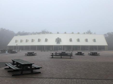 Een kijkje nemen in het Park Paviljoen