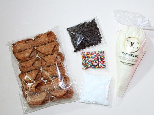 Mini Cannoli Kit