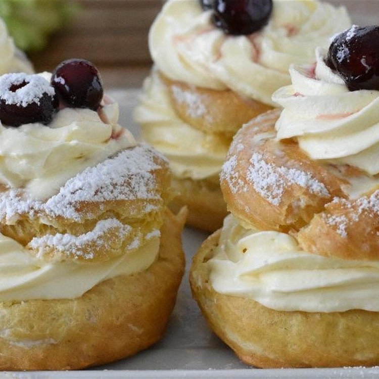 Choux Pastry Desserts - SOLD OUT!