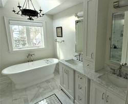 Hinsdale Master Bath and Closet Remodel