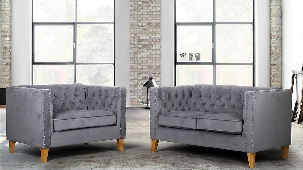 Modern Florence Medium Occasional Sofa