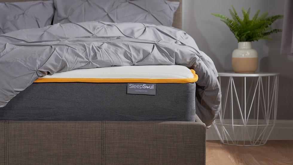 BLACK FRIDAY SALE SleepSoul Deluxe Comfort 800 Pocket Sprung Mattresses