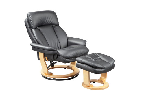 Magnificent Black Brown Or Cream Bonded Leather Swivel Chair Evergreenethics Interior Chair Design Evergreenethicsorg