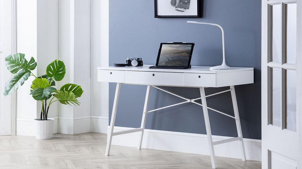 New Modern Scandinavian design White Home Office Study Desk