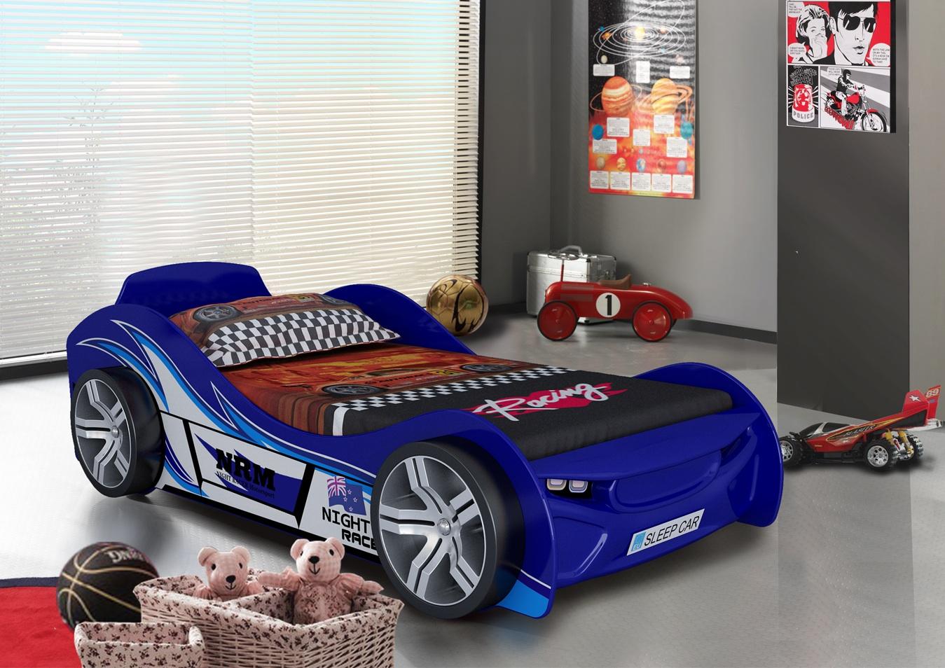 3ft Single Girls Princess Carriage Bed Or Boys Racing Car