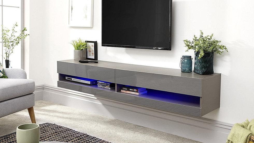 Sleek and Stylish Galicia Living Room Range Grey Black or White