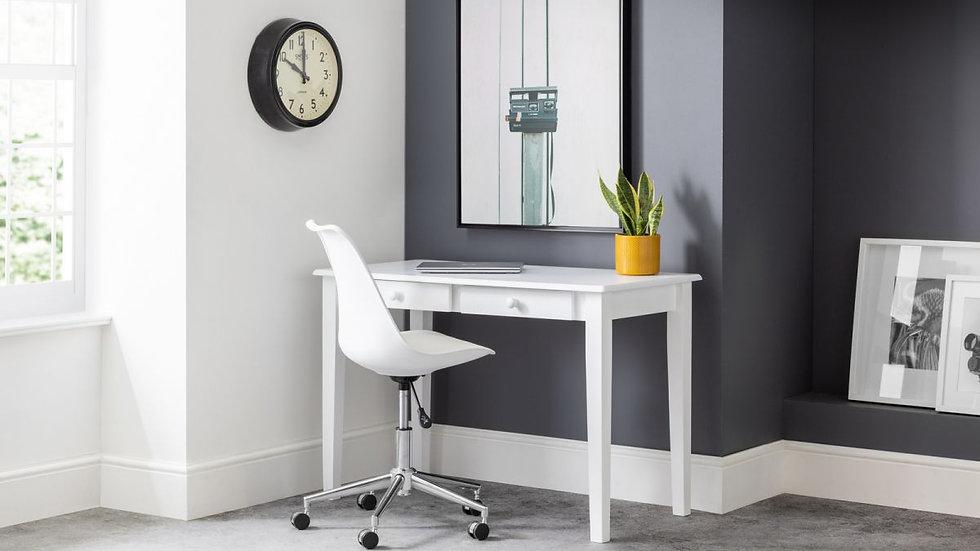 Carrington White Desk