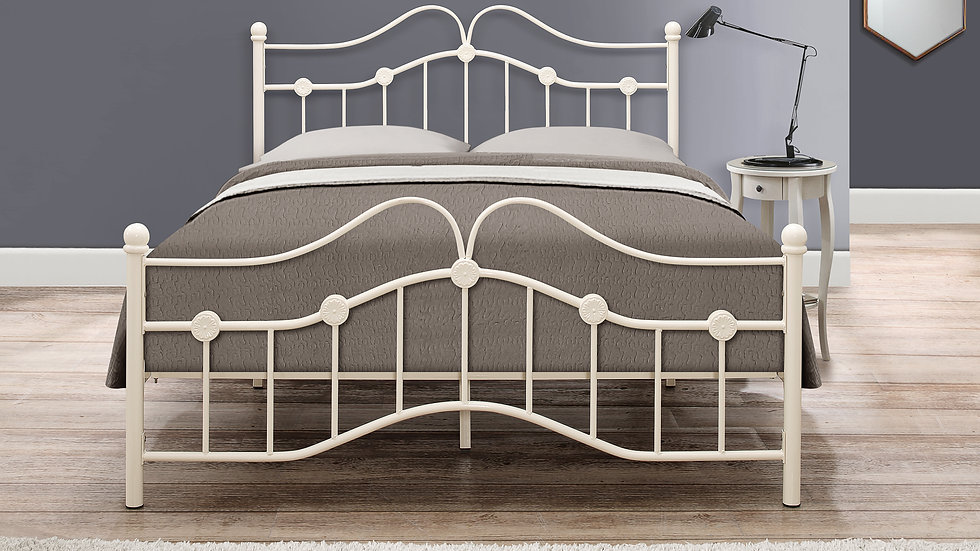 Stylish Traditional Victorian Inspired Canterbury Bed Frame