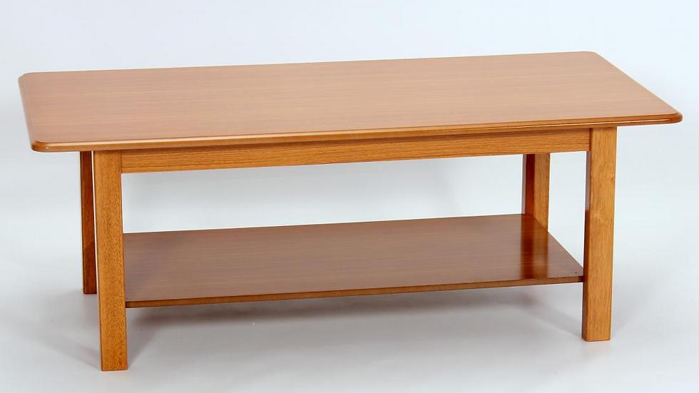 Avon Coffee Table In Luxurious Golden Oak