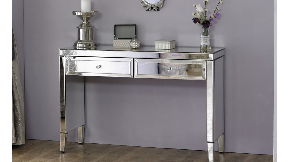 Valencia Mirrored Finish Bedroom Range