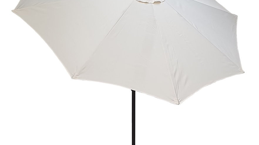 NEW Classic 2.5m & 3m Table Parasol available in Beige , Grey or Green!!