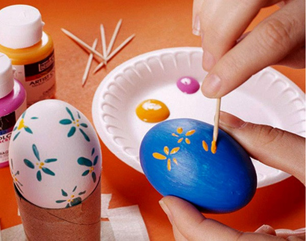 3 Cheap & Free Home Easter Activities