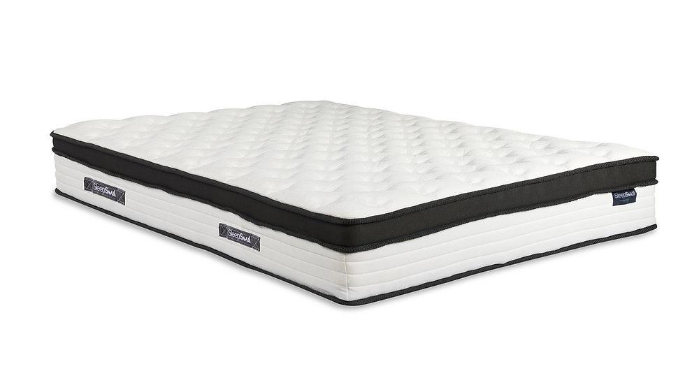 Luxury SleepSoul Cloud Mattress Pocket Sprung Memory Foam 3' 4' 5'