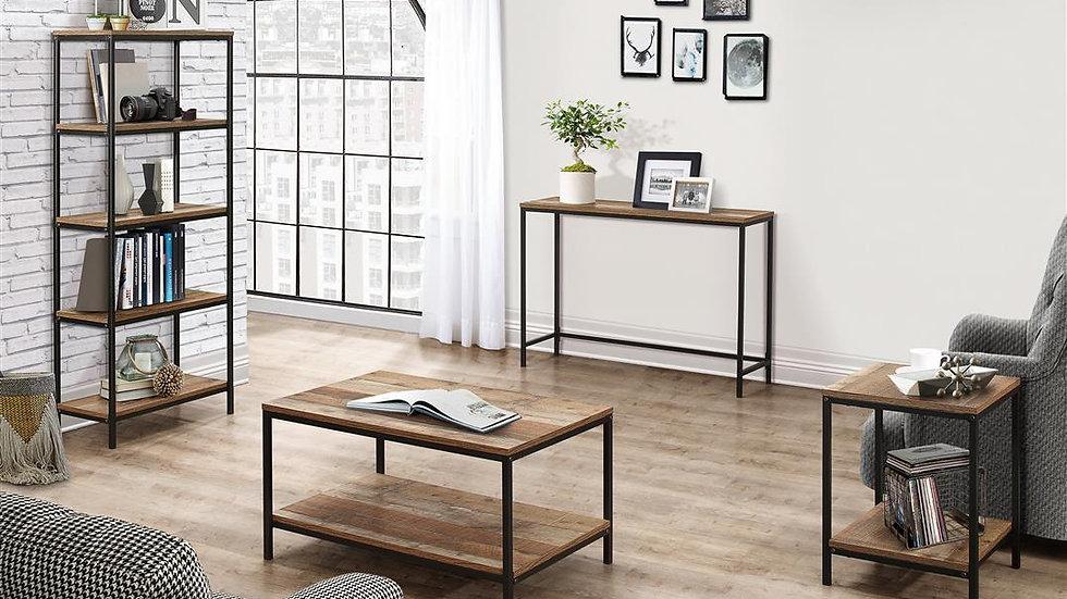 NEW Rustic Urban Industrial Wooden Chic Living Room Interior Range