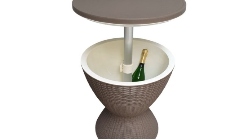 NEW Unique Multifunctional Ice Bucket in either Cone Shape or Barrel Shape!!