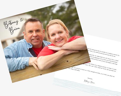 Adoption Profile Book Sample