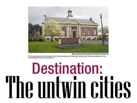 Destination: The Untwin Cities