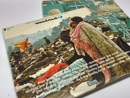 VINYL REVIEW - The perfectly imperfect soundtrack to Woodstock
