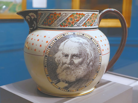 WEDGWOOD HAS CAPITALIZED ON AMERICAN MARKET FOR TWO CENTURIES