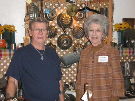 PROFILES - Seventy years antiquing and still going strong
