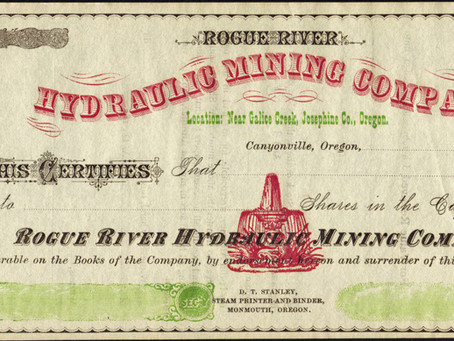 WHAT MAKES OLD STOCK CERTIFICATES VALUABLE