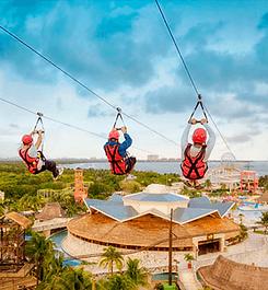 Ventura Park   Cancun Tours and Adventur