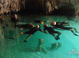 Rio Secreto Cancun Tours and Adventures.