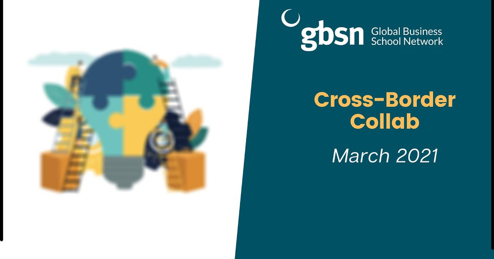 Cross-Border Collab Highlights (March 2021)