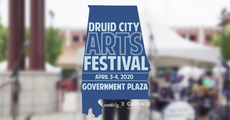 Druid City Arts Festival (2020)