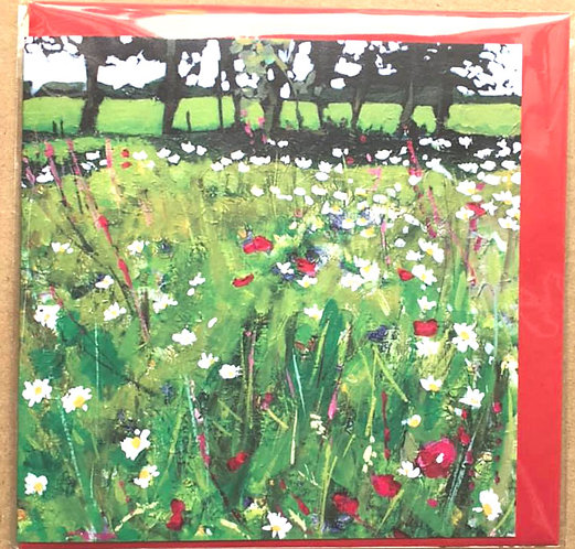Brightwater Meadow card
