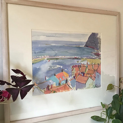 Staithes with Umbellifers