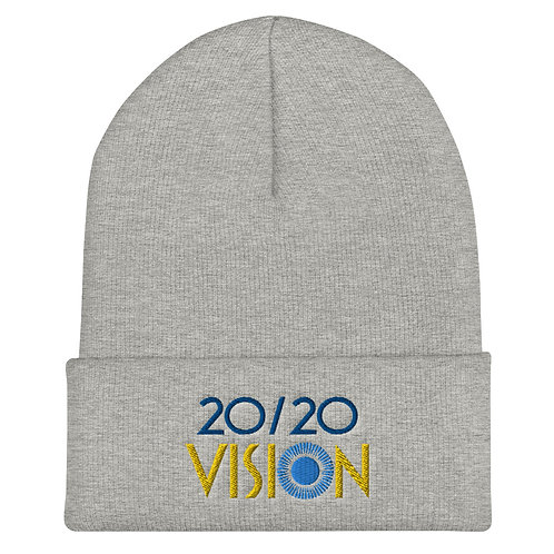 Cuffed Vision Beanie Regular Fit