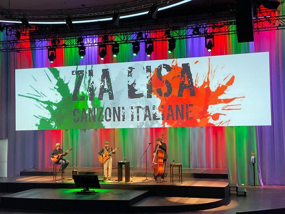 Zia Lisa @ Kursaal Bern