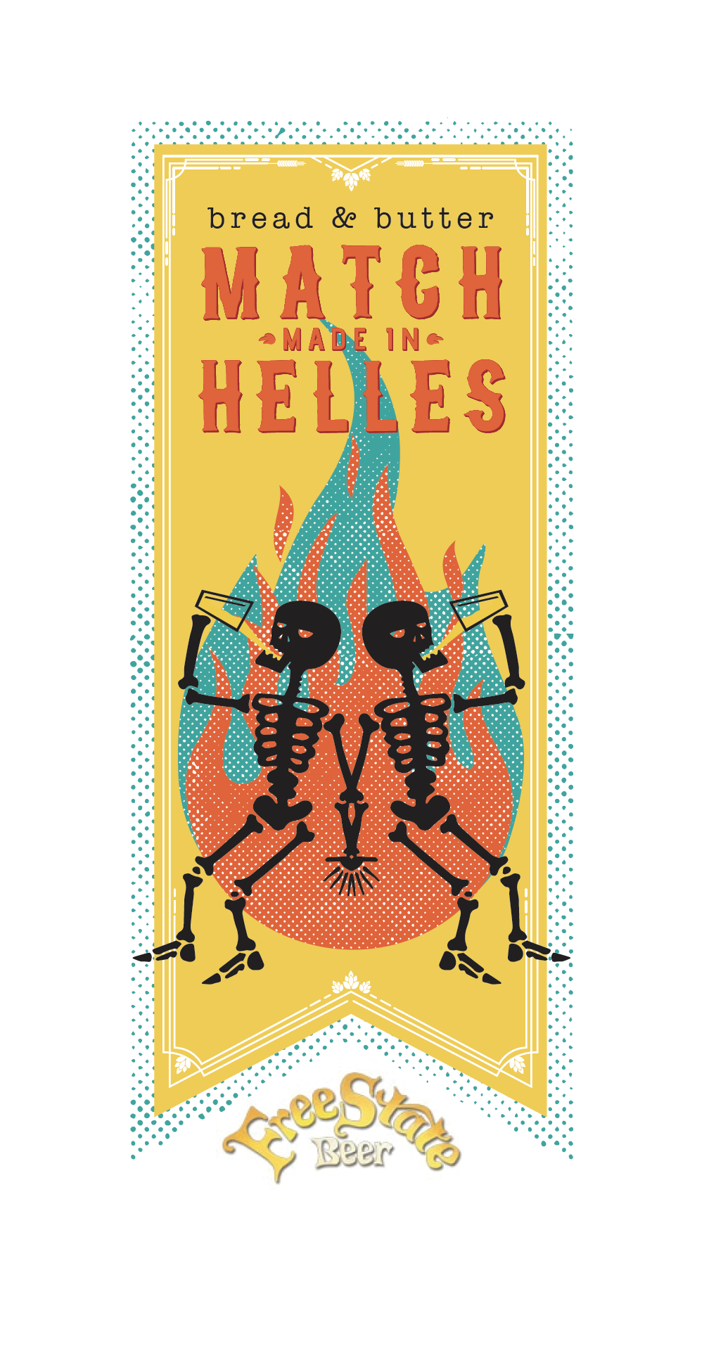 Helles Beer Art