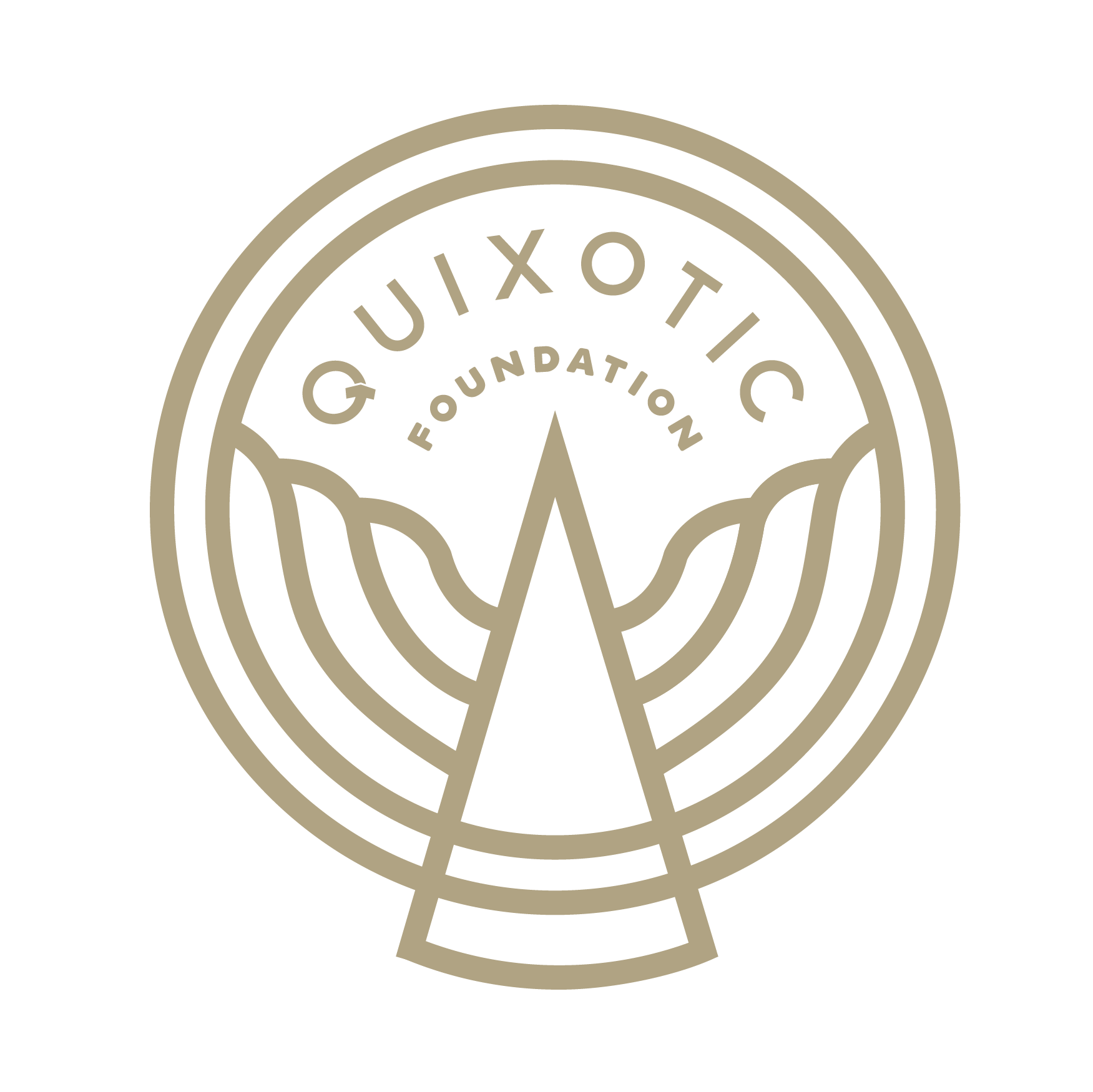 Quixotic Foundation Secondary Logo