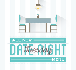 Date Night Illustration